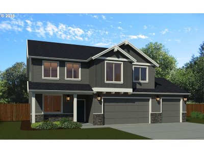 Canby Single Family Home Pending: 1151 S Walnut #Lot35