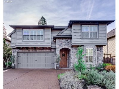 Lake Oswego Single Family Home For Sale: 5364 Langford Ln