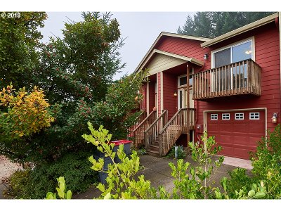 McMinnville Single Family Home For Sale: 511 NW Cypress St