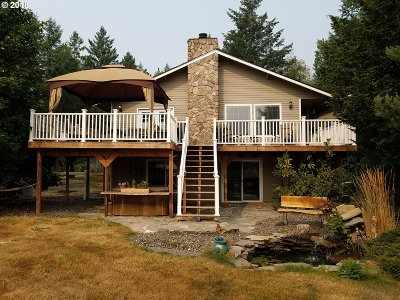 Washougal Single Family Home For Sale: 204 NE 312th Ave