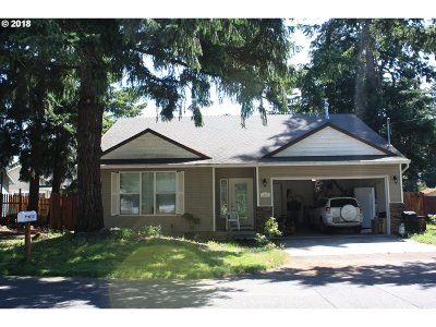 Single Family Home For Sale: 2132 SE 143rd Ave