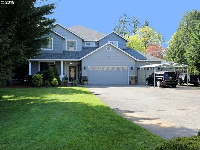 Vancouver Single Family Home For Sale: 2818 SE Bella Vista Rd