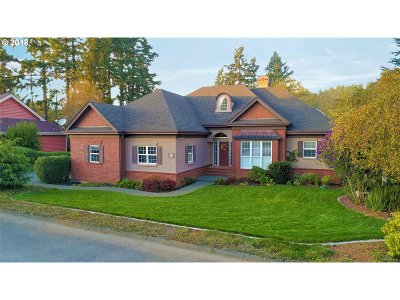 Brookings Single Family Home For Sale: 980 Brooke Ln