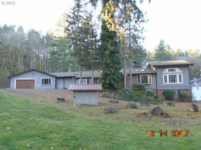 Single Family Home For Sale: 32440 SE Colorado Rd