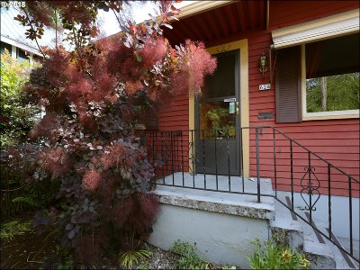 Portland Single Family Home For Sale: 624 SE 36th Ave