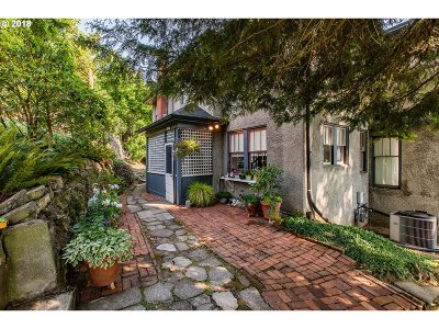 West Hills Single Family Home For Sale: 2442 SW Sheffield Ave