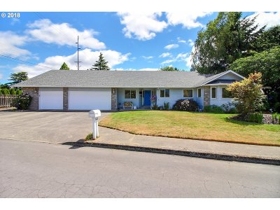 Vancouver Single Family Home For Sale: 9809 NW 12th Ave