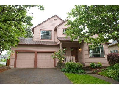 Portland Single Family Home For Sale: 15195 NW Moresby Ct