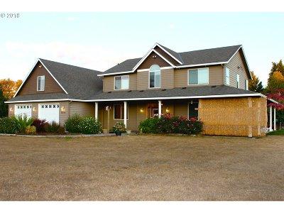 Brush Prairie Single Family Home For Sale: 18105 NE 204th Ave