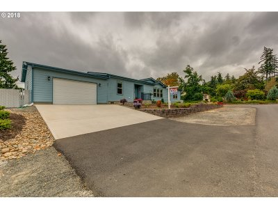 Kalama Single Family Home For Sale: 491 4th St