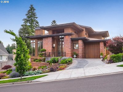 West Linn Single Family Home For Sale: 3058 Coeur D Alene Dr