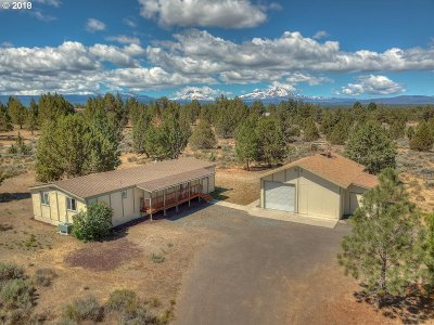 Bend Single Family Home For Sale: 17541 Cascade Estates Dr