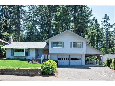 Eugene Single Family Home For Sale: 3536 W 25th Ave