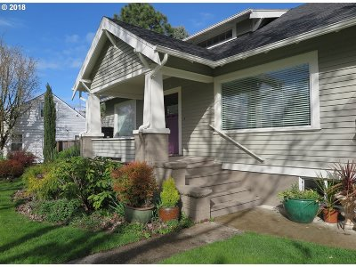 Single Family Home For Sale: 914 NE 65th Ave