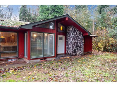 Oregon City Single Family Home For Sale: 19992 S South End Rd