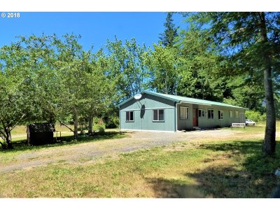 Bandon Single Family Home For Sale: 53278 Rosa Rd