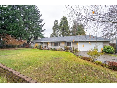 Eugene Single Family Home For Sale: 198 Maxwell Rd