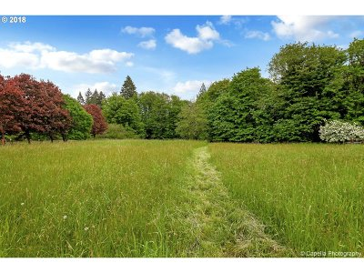 Oregon City, Beavercreek, Molalla, Mulino Residential Lots & Land For Sale: 15220 S Highland Rd