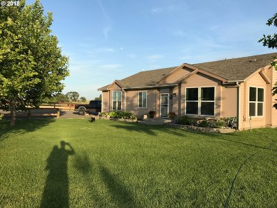 Hermiston Single Family Home For Sale: 29336 Bloom Rd