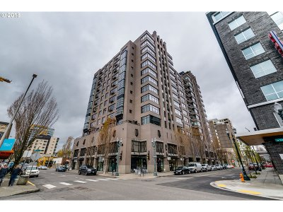 Condo/Townhouse For Sale: 333 NW 9th Ave #515