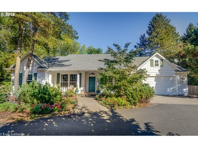 Portland Single Family Home For Sale: 3123 SW Huber St