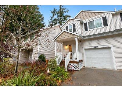 Hillsboro Single Family Home For Sale: 6640 NE Blacktail Way