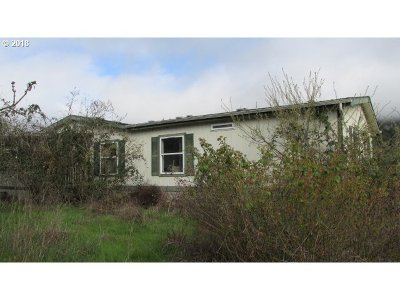 Yoncalla Single Family Home For Sale: 1099 Hayhurst Rd