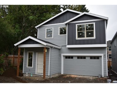 Beaverton, Aloha Single Family Home For Sale: 17864 SW Meadowbrook Way