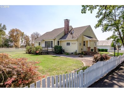 Turner Single Family Home Sold: 8275 Marion Rd