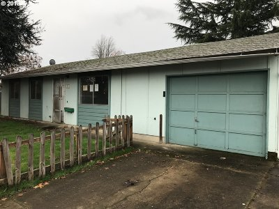 Eugene Single Family Home For Sale: 214 Anton Ct