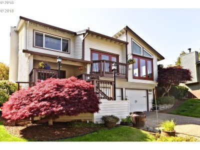 Beaverton, Aloha Single Family Home For Sale: 8524 SW 184th Loop