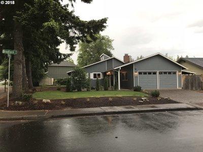 Eugene Single Family Home For Sale: 95 Bradford Ct
