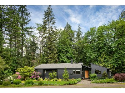 Multnomah County Single Family Home For Sale: 13147 NW Cheerio Ln