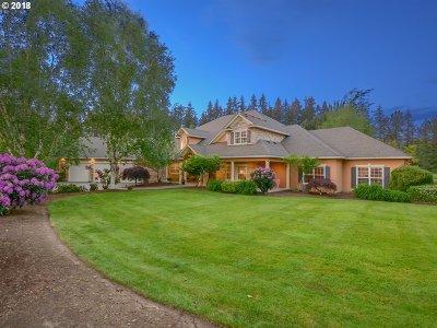 La Center Single Family Home For Sale: 4820 NE 306th Cir