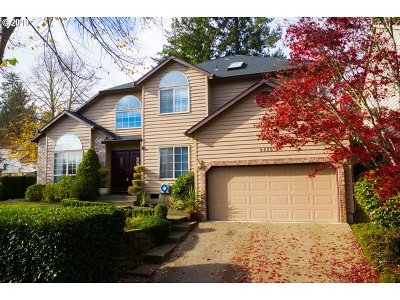 Beaverton Single Family Home For Sale: 9935 SW 153rd Ave