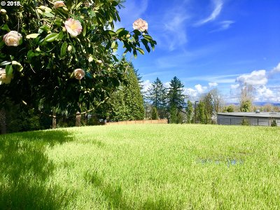 West Linn Residential Lots & Land For Sale: 6123 Skyline Dr