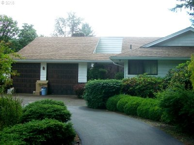 Canby Single Family Home Sold: 22600 S Highway 99e