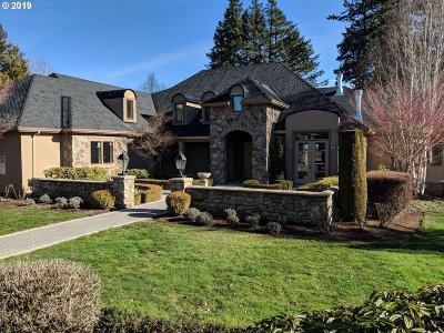 Oregon City Single Family Home For Sale: 18158 S Grasle Rd