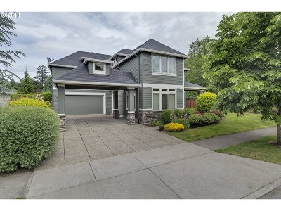 Forest Grove Single Family Home For Sale: 3433 Lavina Dr