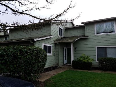 Wilsonville Condo/Townhouse For Sale: 29510 SW Volley St