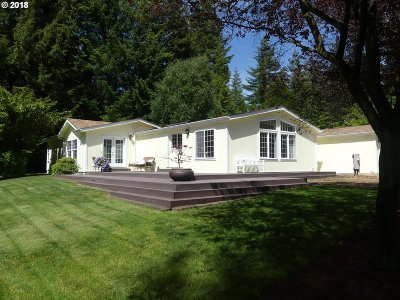 Florence Single Family Home For Sale: 84241 Clear Lake Rd