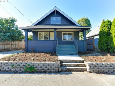 Single Family Home For Sale: 5925 N Delaware Ave