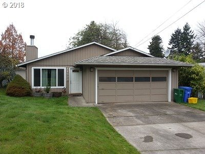 Portland Single Family Home For Sale: 11533 SW 47th Ave