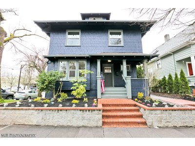 Single Family Home For Sale: 103 NE 29th Ave