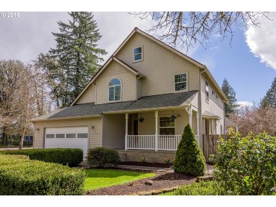 Cottage Grove, Creswell Single Family Home For Sale: 1220 N River Rd
