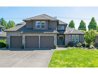 Tualatin Single Family Home For Sale: 22180 SW Taylors Dr