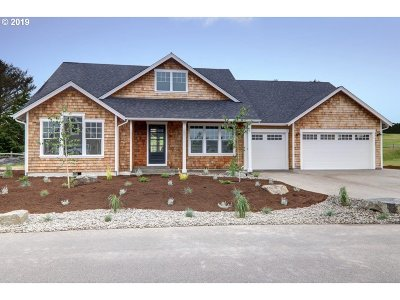 Gearhart Single Family Home For Sale: 4702 Sheridan Dr