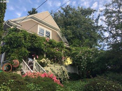 Clackamas County, Multnomah County, Washington County Multi Family Home For Sale: 1422 SE 34th Ave