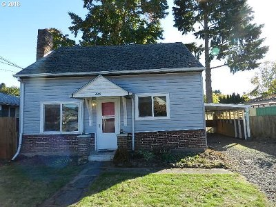 Hillsboro, Cornelius, Forest Grove Single Family Home For Sale: 446 NW Forest St