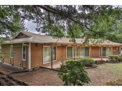 Coos Bay Single Family Home For Sale: 94944 Timber Park Ln